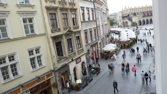 Krakow For You Apartments: Close to the main busy square
