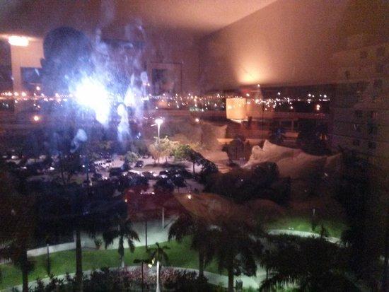 Miami Airport Marriott: view