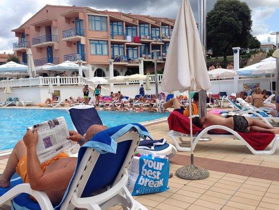 All-inclusive Resort Funtana: Aquaerobic