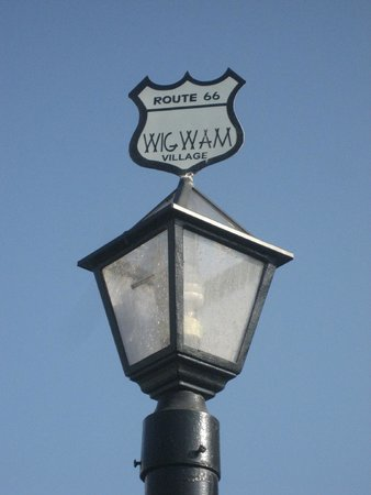Wigwam Motel: great detail