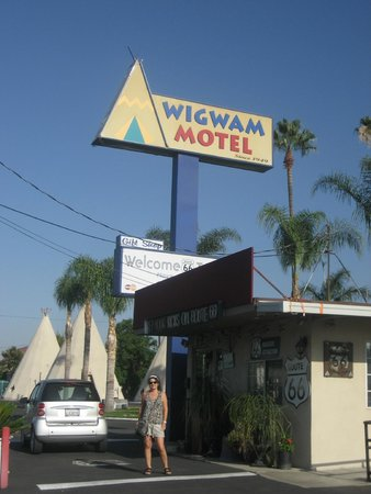 Wigwam Motel: Reception