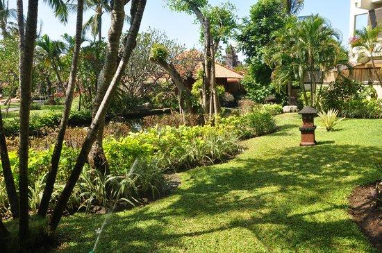 Ayodya Resort Bali: Все очень красиво