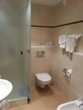 Hotel Ristorante Messnerwirt: Il bagno