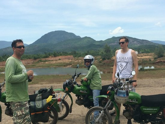 Hoi An Motorbike Adventures: Beautiful landscape