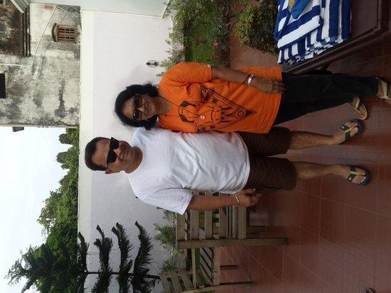Hotel Gandhara: Hotel