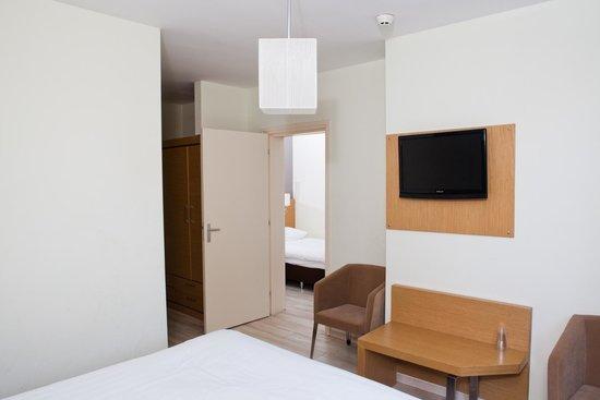 Hotel Port : Familie kamer