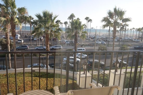 Hyatt Regency Huntington Beach Resort & Spa : View from suite