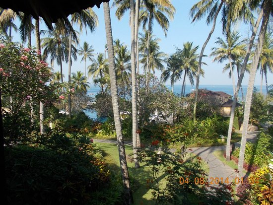 Sheraton Senggigi Beach Resort : View from our room