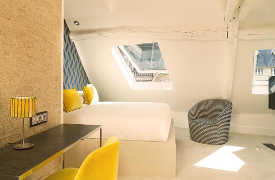 Hotel de Seze: Suite