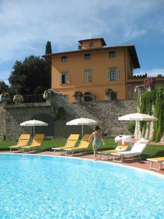 Hotel Villa Campomaggio Resort & Spa: Villa Campomaggio