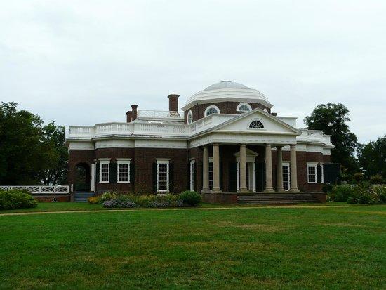 Monticello : Très belle architecture, très innovante