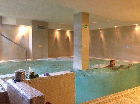 Blu Suite Hotel: idromassaggio rigenerante
