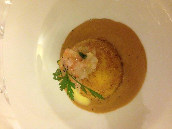 A'Cuncuma Restaurant : Antipasto