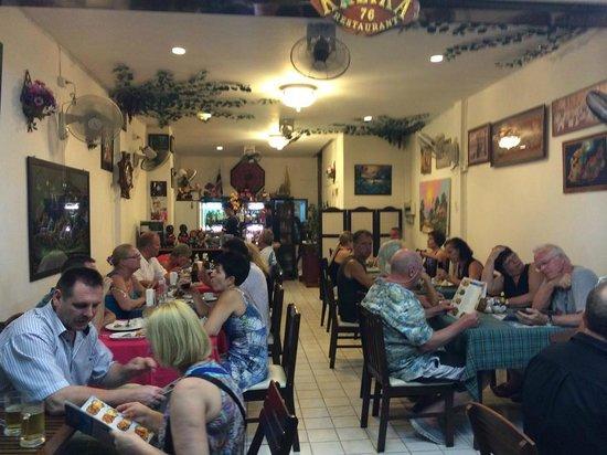 Kalika 76 Restaurant : Good food & Good prise