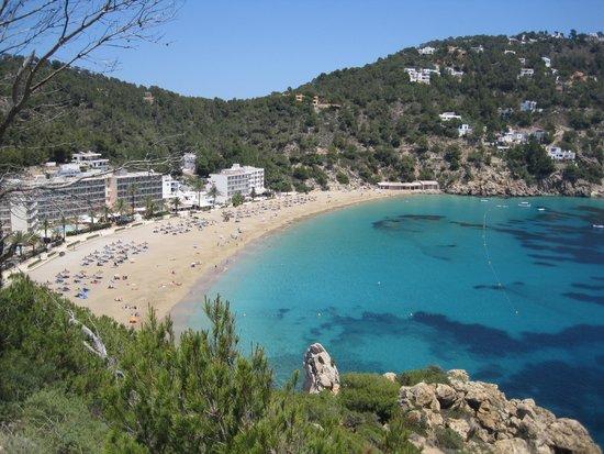 Grupotel Imperio Playa: Cala San Vicente