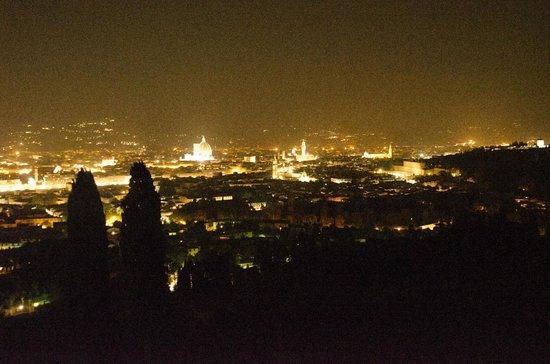 Torre Di Bellosguardo: exening view