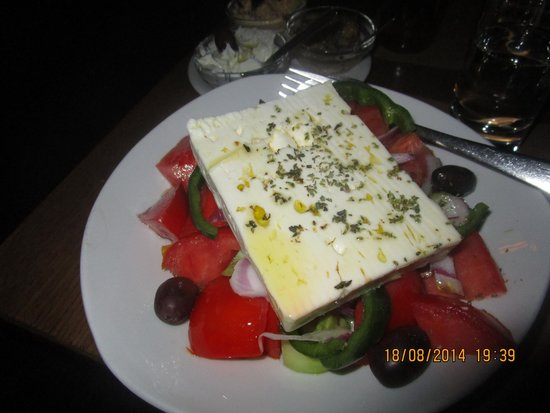 To Trikyklo: insalata greca