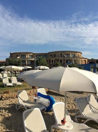 Hotel Resort & SPA Baia Caddinas: Hotel