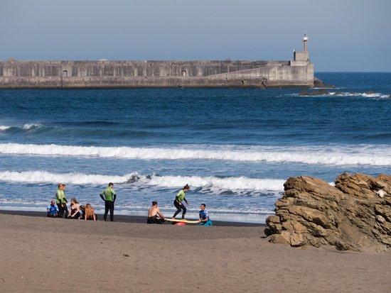 Escuela de surf y surf camp Rompiente Norte