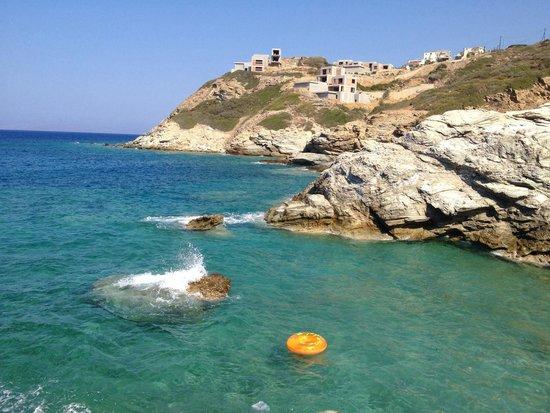 Terrazza sul mare foto di diana apartments agia pelagia - Terrazzi sul mare ...