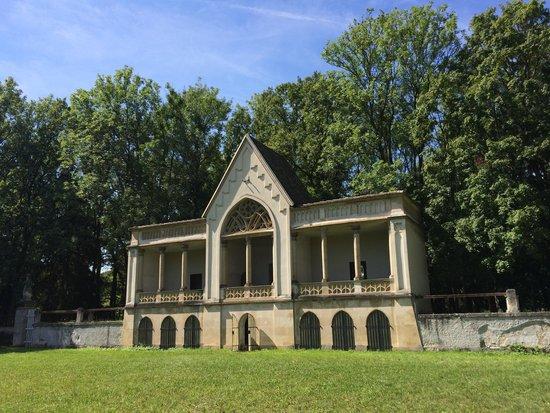 Schlosspark Laxenburg: tournament area