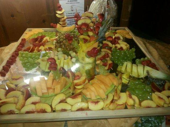 Hotel Dolomiti: buffet