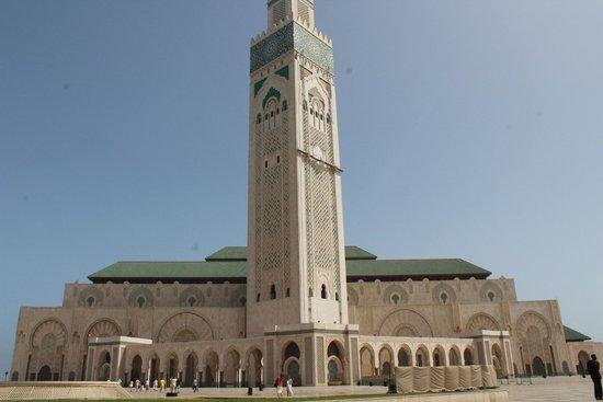 Hassan-II.-Moschee: Moschea di Hassan II 7