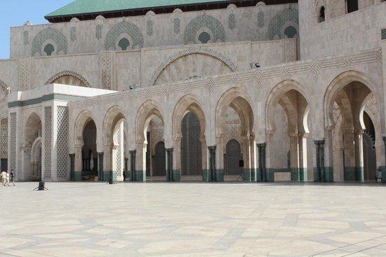 Hassan-II.-Moschee: Moschea di Hassan II 5