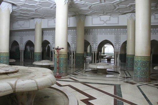 Mosquée Hassan II : Moschea di Hassan II 2