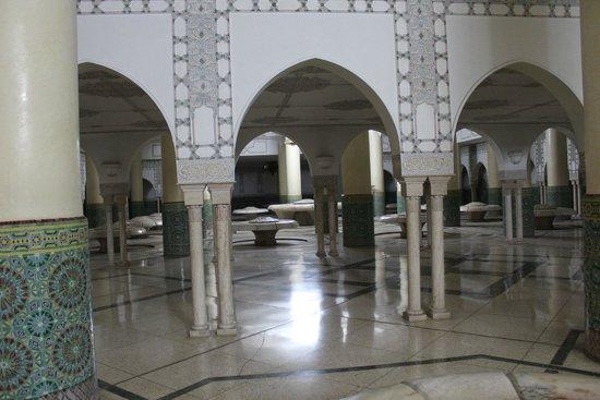 Mosquée Hassan II : Moschea di Hassan II 1