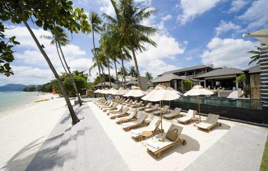 Sareeraya Villas & Suites: Beach View