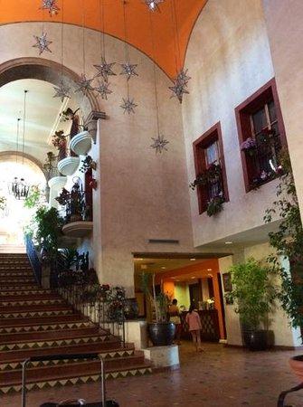PortAventura Hotel El Paso: Reception