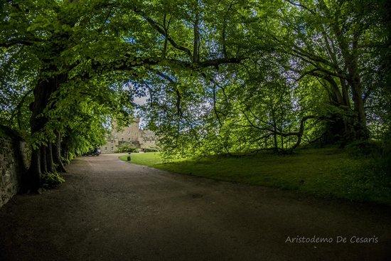 Entrata a Cawdor Castle