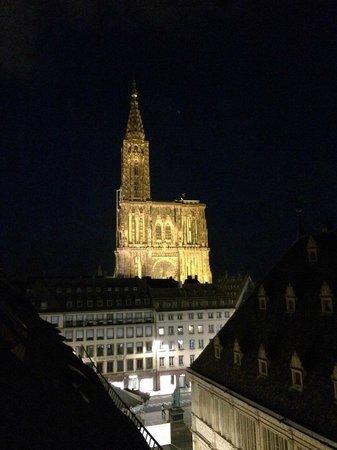 Hotel Gutenberg: Aussicht vom Zimmer 503