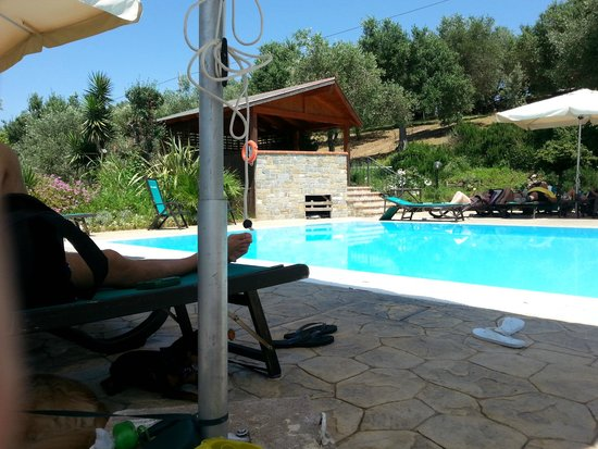 Agriturismo I Fornari: piscina