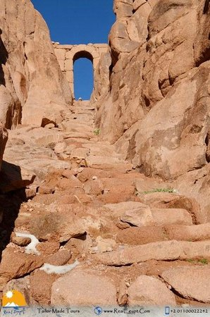 Real Egypt Day Tours: Gate to the heaven - Mose's mountain - Saint Catherine - Siani