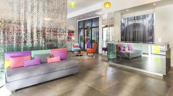 Lyric Hotel Paris : Lobby
