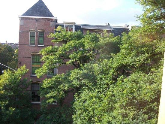Bilderberg Hotel Jan Luyken: Pleasant view from room