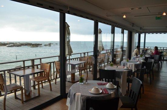 Les Vikings : Ontbijt bij L,ocean