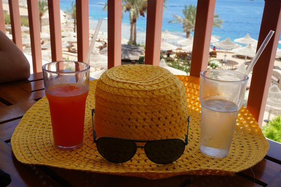 Hilton Sharks Bay Resort: Бар на пляже