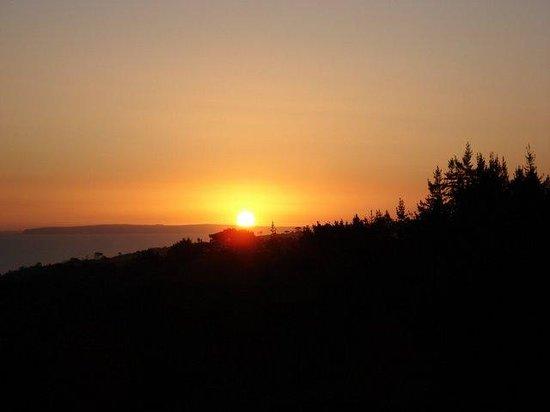 Kwelanga Country Retreat: Sunset