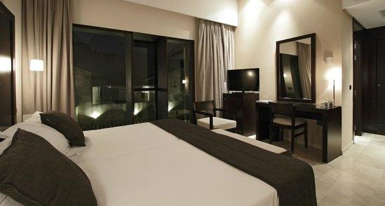 Hotel Posada del Lucero: habitación-room