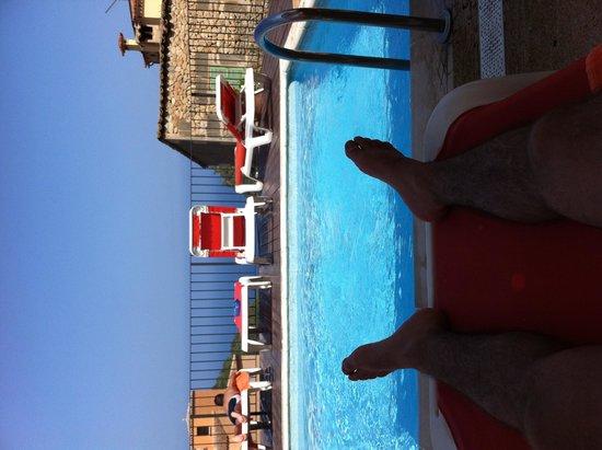 Maristel Hotel: Pool