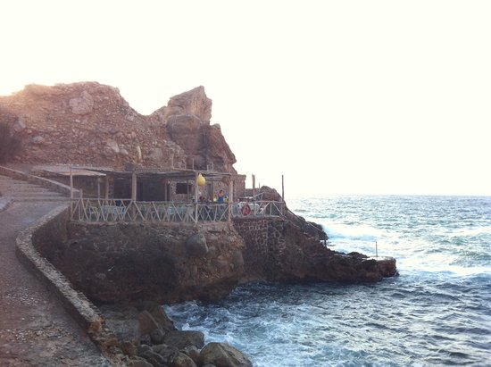 Maristel Hotel: Bucht von Estellencs