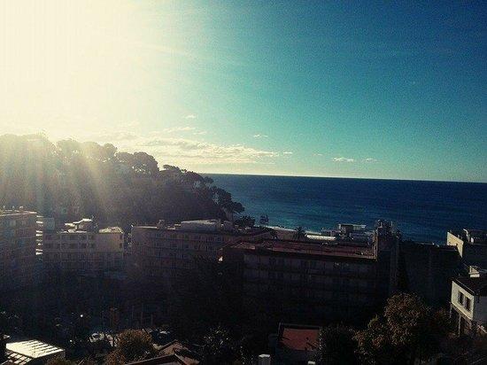 Sun Village : Aussicht