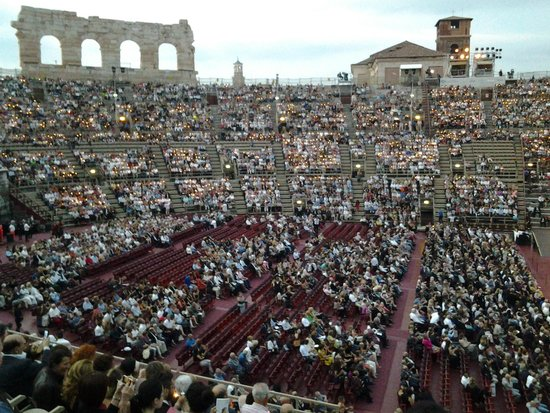 Arena di Verona: Арена ди Верона