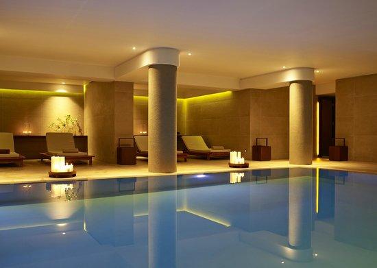 Sentido Ixian All Suites : Interior SPA Swimming Pool