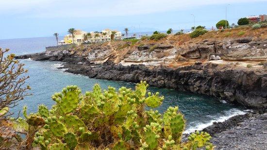 Bahia Principe Costa Adeje: vue droite de l hôtel
