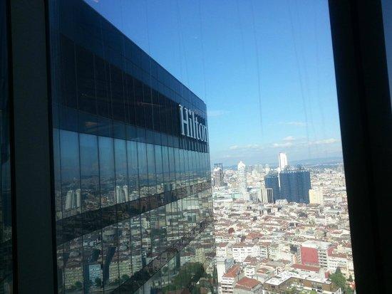 Hilton Istanbul Bomonti Hotel & Conference Center: The Hilton Logo