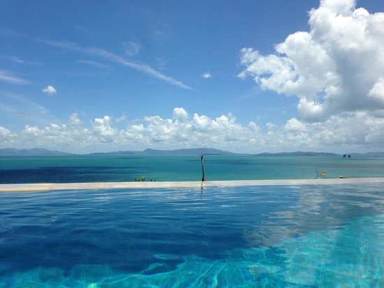 Santhiya Koh Yao Yai Resort & Spa : View from the private pool. Amazing!